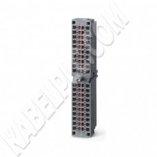 6ES7 392-1BM01-0AA0 (Siemens S7-300 Front Connector, 40 pin, Spring-loaded)