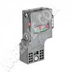 6ES7 972-0BA52-0XA0 (90 Degree Profibus Connector Fast Connect without PG Socket)